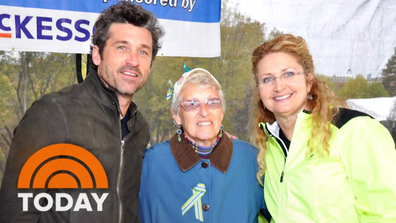 Patrick Dempsey Opens Up About Mothers Battle With Cancer Today