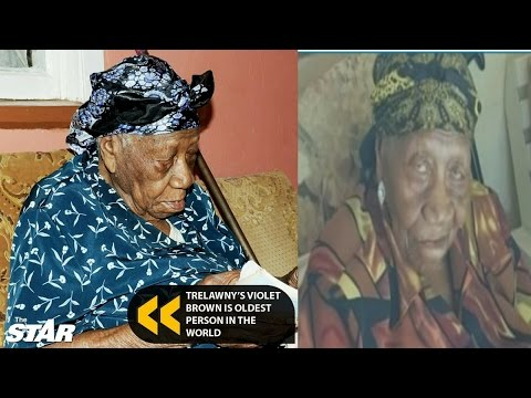 Jamaican Centenarian Is Now The Oldest Person Living In The World