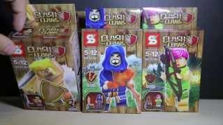 Lego Clash of Clans Sheng Yuan Bootleg Review