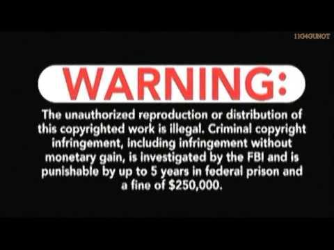 FBI Warning / Aniplex / FUNimation