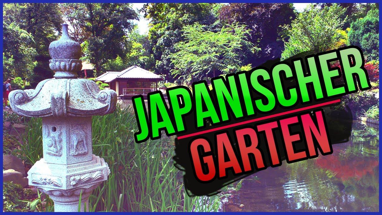 Japanischer Garten Kaiserslautern Vlog Youtube