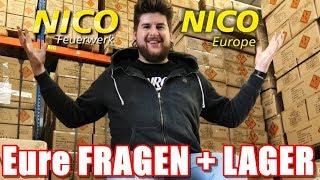 HEILIGE HALLEN von NICO Europe / Feuerwerk | PyroExtrem