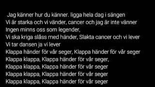 Osman - Krossa cancern Lyrics