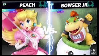Super Smash Bros Ultimate Amiibo Fights   Request #2261 BigYoshiFan100's Mario Tourney
