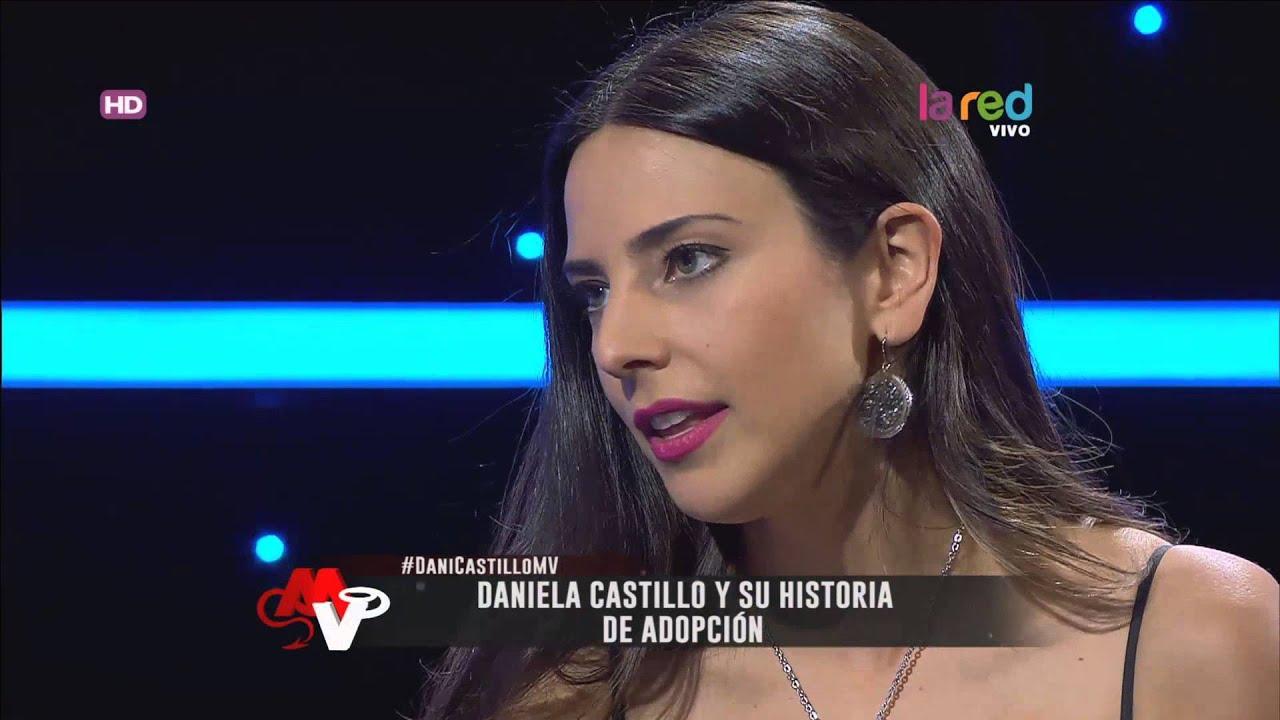 Daniela Castillo y su historia de adopción - YouTube