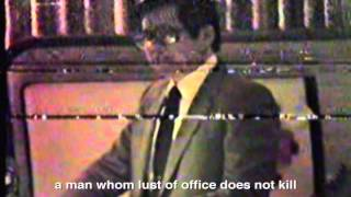 Ninoy Aquino's Eulogy to Senator Gerry Roxas | Mar Roxas