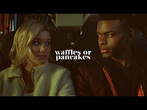 ► Waffles or Pancakes? | Tyrone and Tandy