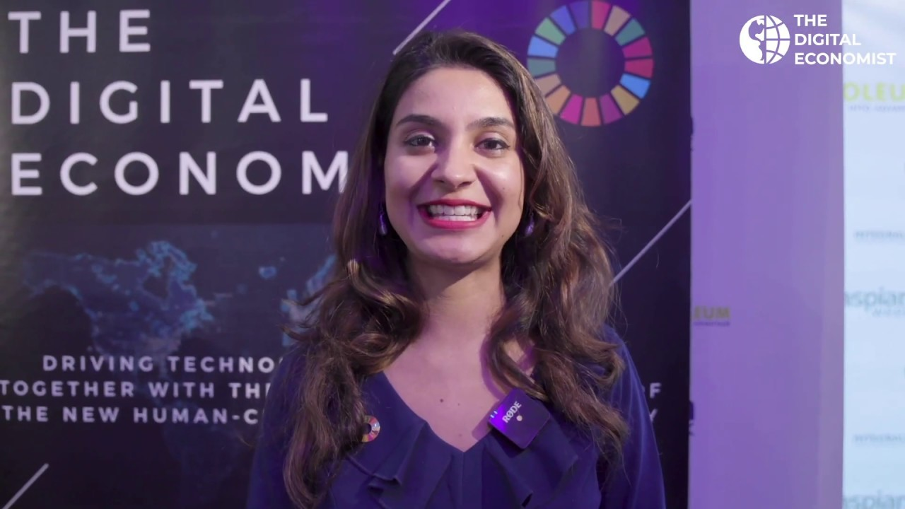 Navroop Sahdev | The Digital Economist | Davos 2020 Launch