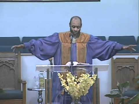 Pastor Wingate-The Power of Obedience Prt 1