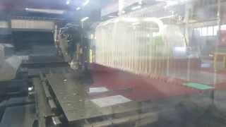 Centre de découpe laser à moteur linéaire AMADA