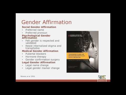 7/18/2017: HIV Epidemiology, Guidelines, & Counseling-Expanding PrEP for Cis- and Transgender Women