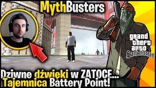 Dziwne dźwięki w zatoce! Tajemnica Battery Point - Pogromcy Mitów GTA San Andreas! #35