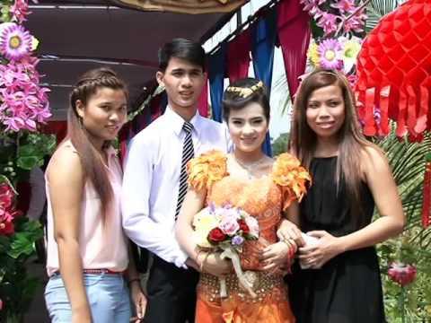 Dam cuoi Lam Giang va Lam Thi Kieu Oanh Khmer Long Phu Soc Trang 19 2 2015 Phan 4