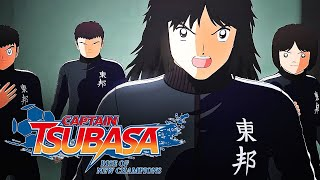 Captain Tsubasa: Rise Of New Champions - Official Story Mode Extended Trailer