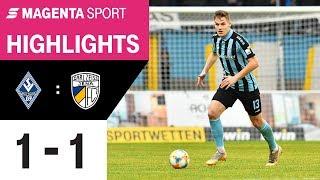 SV Waldhof Mannheim - FC Carl Zeiss Jena | Spieltag 24, 19/20 | MAGENTA SPORT