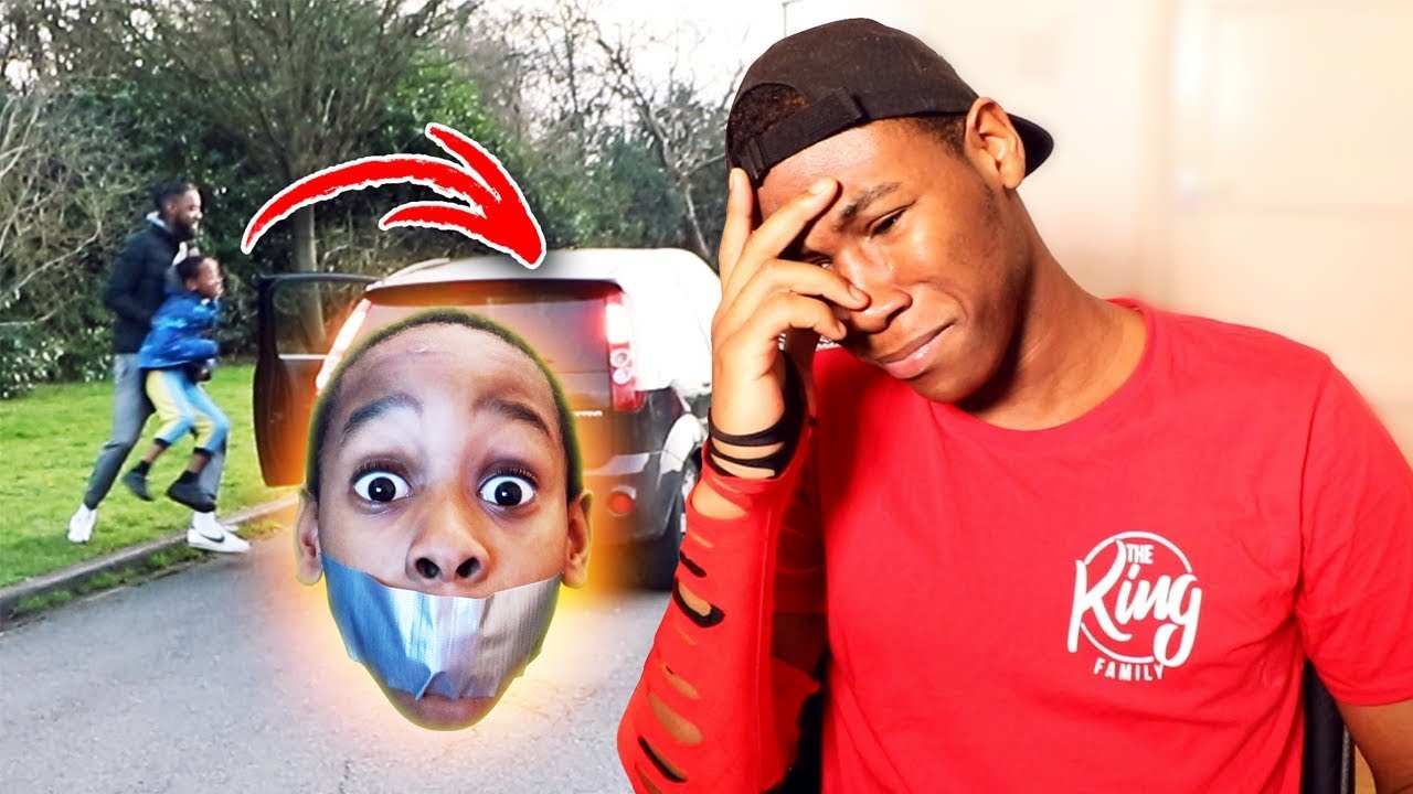 My Little Brother Got Kidnapped Diss Track