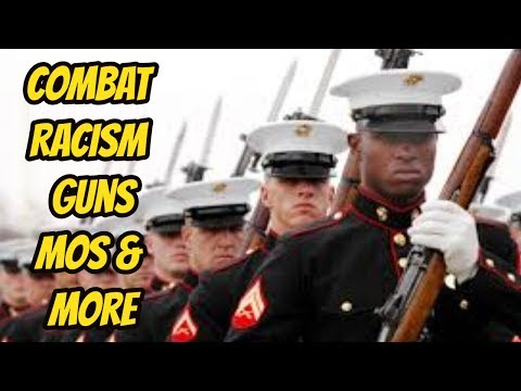 Combat, Racism, Guns, Military Occupation & More