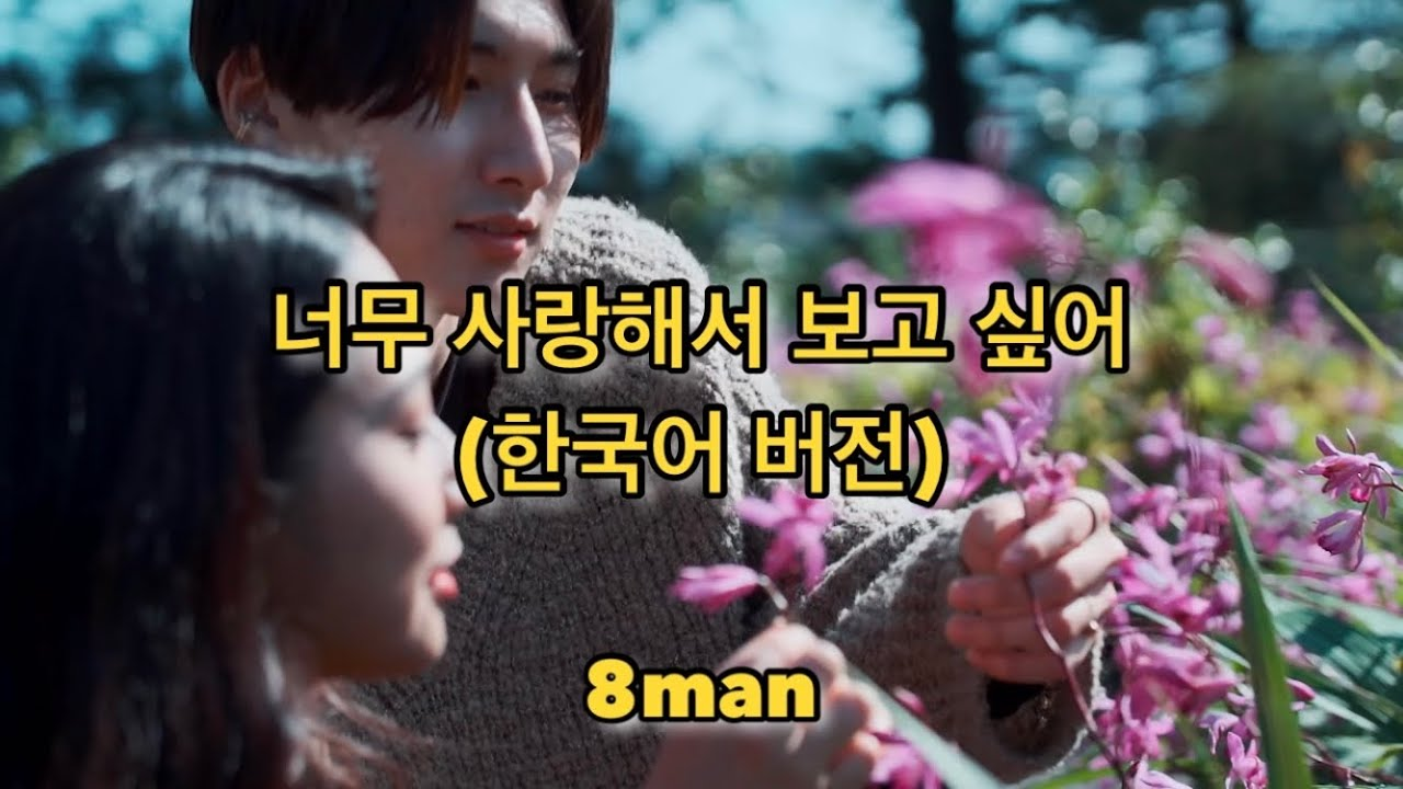 Download TikTok「너무 사랑해서 보고 싶어」 8man MV (한국어 버전) sukisugite aitai-8man Korean version