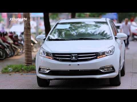 Chi tiết xe Trung Quốc - Zotye Z500 tại Việt Nam