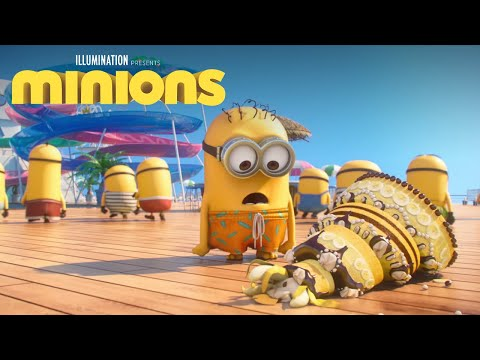 Minions - Minions Paradise - Download The App! - Illumination