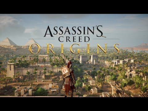 Assassins Creed Origins Playthrough Part 15 (PS4 PRO) Interactive Livestreamer And Chatroom