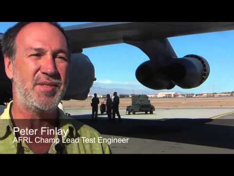 Counter-electronics High-powered Microwave Advanced Missile Project (CHAMP)