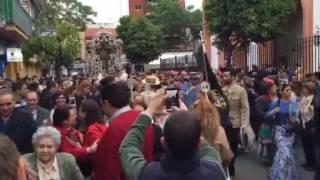 Gambar cover Salida Hdad del Rocío del Cerro del Águila 2016 Sevilla