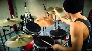Flix - Yellow Claw - Till It Hurts ft. Ayden Drum Cover