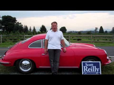 Scott Reilly - Classic Car Insurance