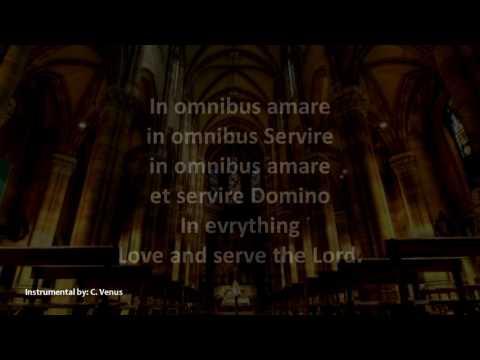 Amare Et Servire Instrumental