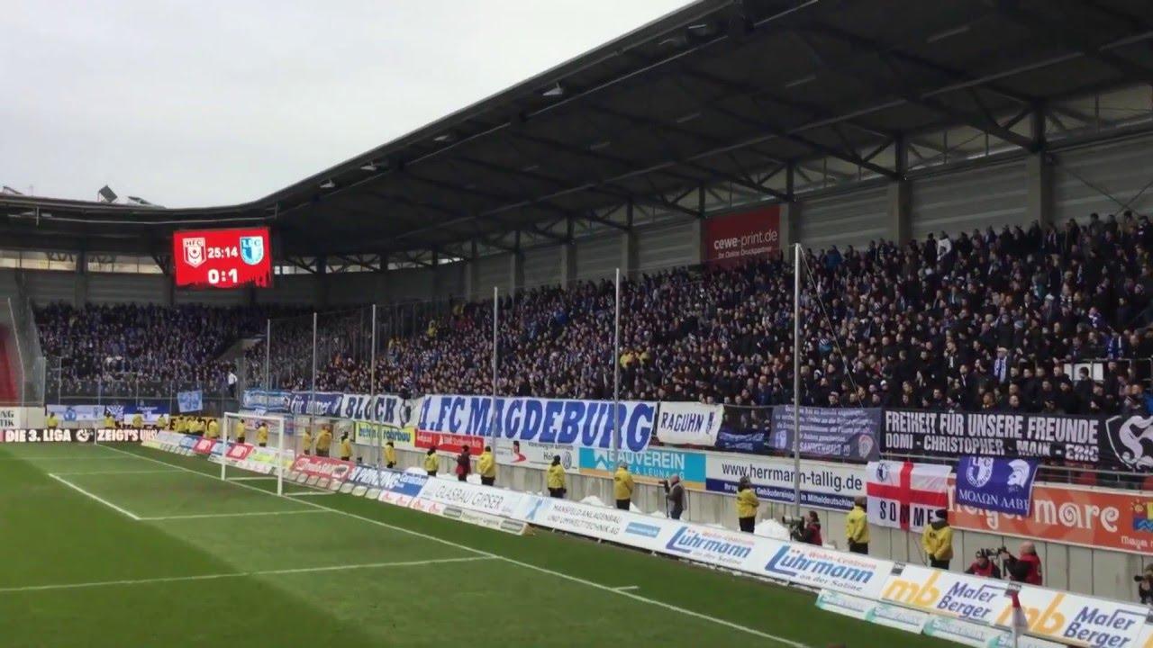 Hfc Gegen Magdeburg