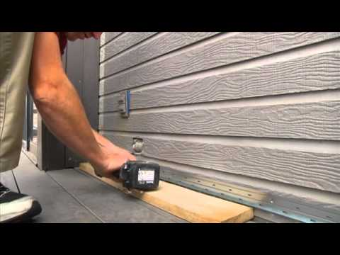 NextStone™ Faux Stone Siding Install - YouTube