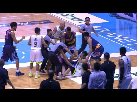 Things Escalated Quickly | PBA Commissioner's Cup 2018