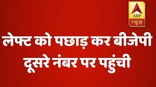 West Bengal Panchayat Election Result 2018: TMC Set For Clean Sweep; BJP Outnumbers Left | ABP News