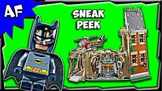 Lego Batman BATCAVE Classic TV Series 76052 Sneak Peek & Designer Review