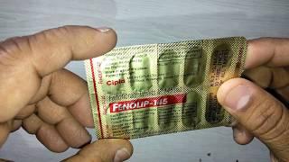 Fenolip 145 Tablets review कोलेस्ट्रॉल कम करने की दवा !