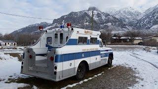 1965 GMC Rescue Squad Cold Start