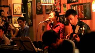 Lonely (English Version) - Dream On band in Music Night (Fuk Bar)