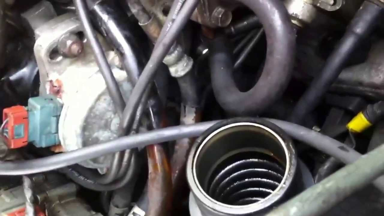 Diy Coolant System Pressure Test By Mike Fecht Howtobuildhotrodscom
