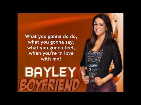 Bayley NXT Theme - Boyfriend (lyrics) (Unused)