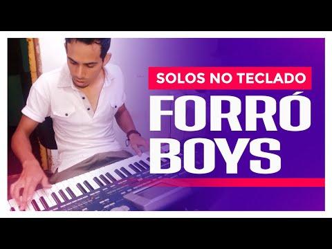 SAMPLES FORRÓ BOYS - FAGUINHO CHAVES