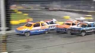 LOCHGELLY RACEWAY 1300 STOCK CARS 17,10,15