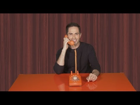 Michael Lucas on Ring My Bell