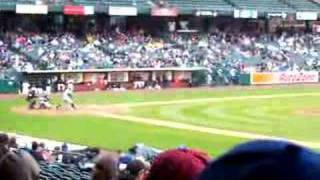 Jim Thome at bat (Civil Rights Game)