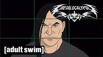 Metalocalypse   Bestätige mich!   Adult Swim