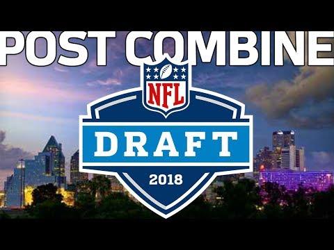 2018 Mock Draft Updated Post Combine | NFL Highlights