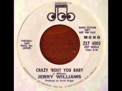 Jerry Williams - Crazy