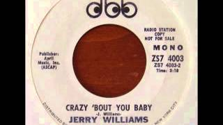 Jerry Williams - Crazy