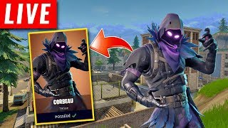 NEW SKIN CORBEAU - Fortnite Battle Royale