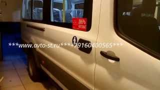 Ford Transit New 2015 - Электропривод сдвижной двери(, 2015-07-29T20:13:58.000Z)